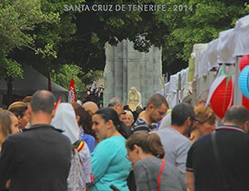 Feria del Libro en Santa Cruz de Tenerife