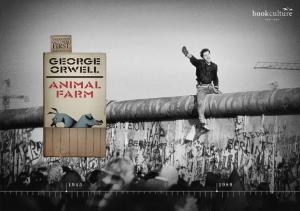 La imaginación fue primero campaña de Book Culture con George Orwell