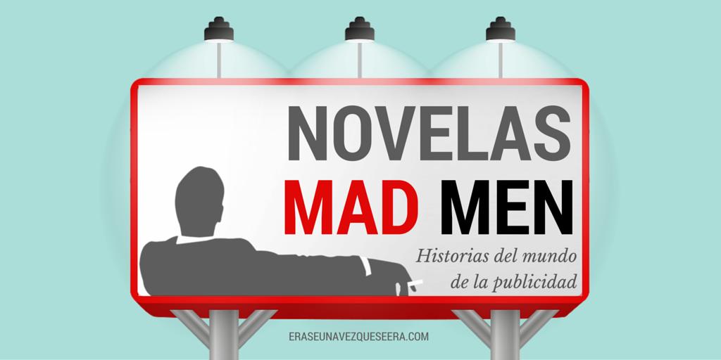 Novelas sobre el mundo de la publicidad