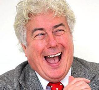Sonrisa auténtica de Ken Follet