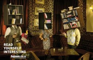 Campaña de fomento de la lectura de Pulpbooks