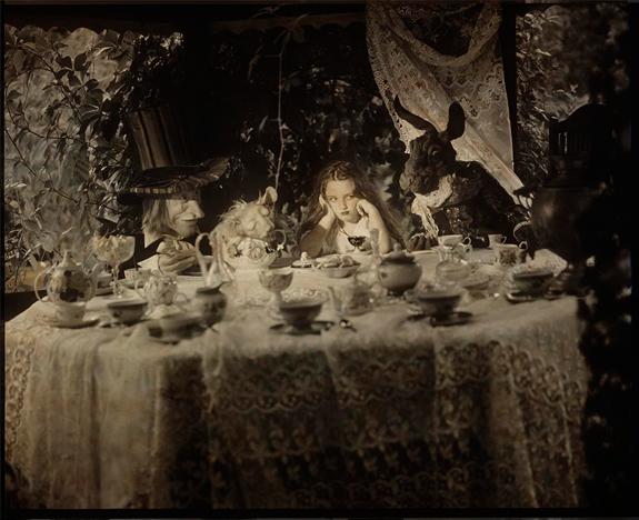 Preciosa escena de Vladimir Clavijo