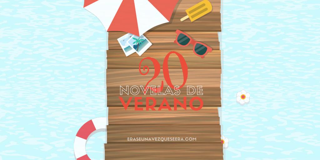 20 novelas de verano