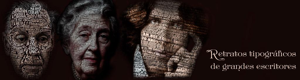Retratos Tipográficos slider