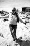 Truman Capote en Long Island en 1984