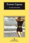 Portada de la novela de Truman Capote, Crucero de verano