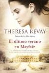 Portada de la novela de Theresa Révay, el último verano en Mayfair