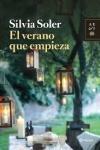 Portada de la novela de Silvia Soler, El verano que empieza