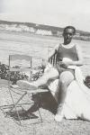 Lorca tomando el sol en Cadaqués