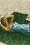 Sylvia Plath tomando el sol