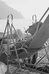 Tennessee Williams en Italia, en 1956