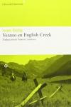 Portada de la novela de Ivan Doig, Verano en English Creek