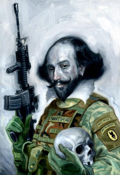 El sargento Shakespeare
