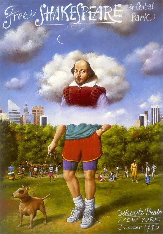 Shakespeare en Central Park