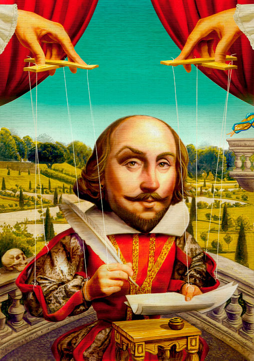 Shakespeare, ¿un títere?