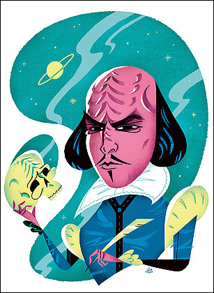 Shakespeare x Jesse Lefkowitz - For The Washington Post