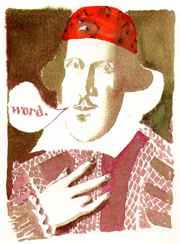 Versión rapera de Shakespeare
