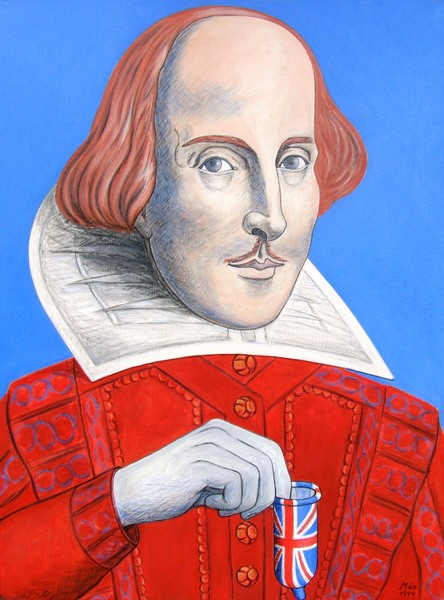 Retrato llamado Shakespeare 11