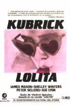 Cartel de Lolita, la adaptación cinematográfica de la novela de Vladimir Nabokov