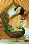 Retrato de Oscar Wilde de Igor Lysenko