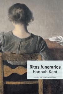 Portada de la novela de Hannah Kenet, Ritos funerarios