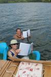 Lectores acuáticos