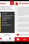 App de descarga de libros gratuitos en la línea L2