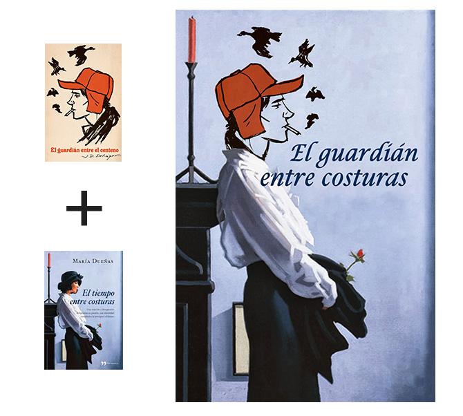 el guardian + el tiempo entre costuras