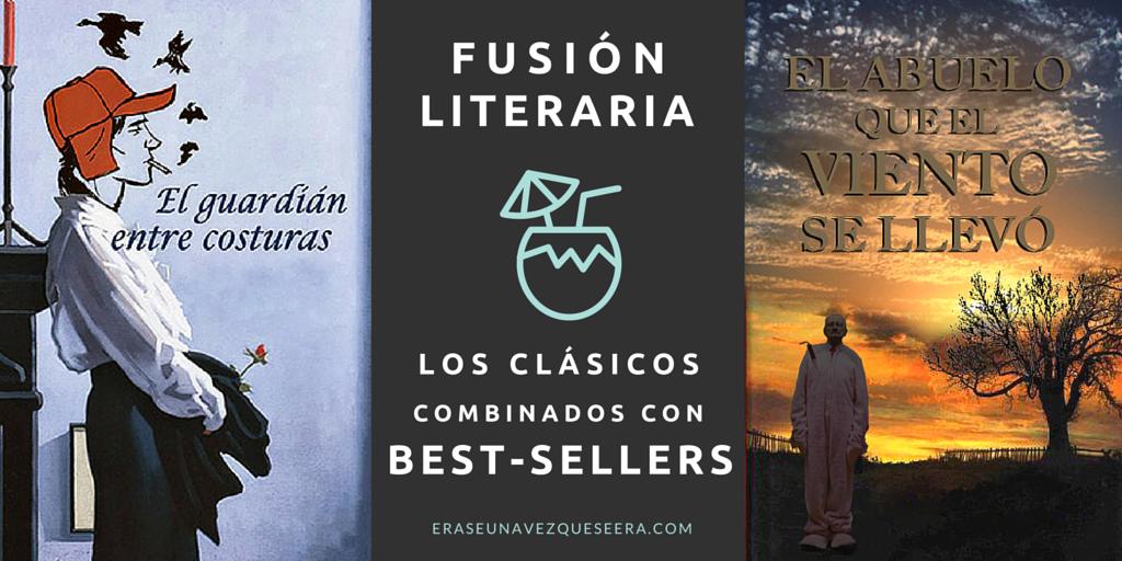 25 títulos de clásicos de la literatura mezclados con los best-sellers