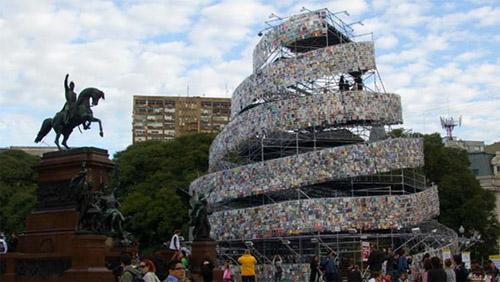 Visión general de la Torre de Babel de Libros