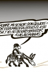 Viñeta de Forges: Don Quijote y la crisis