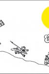 Viñeta de Forges, sobre Don Quijote y los becarios