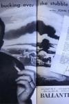 John Steinbeck en un anuncio para Ballantine Ale