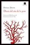La novela de Daniel Defoe sobre la epidemia de peste: Diario del año de la peste