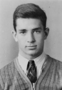 Jack Kerouac adolescente