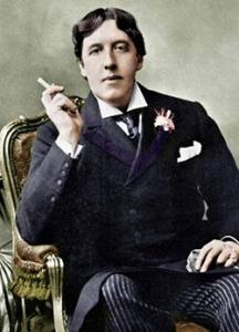 Oscar Wilde, fotografía
