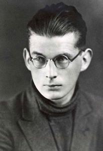 Samuel Beckett con 14 años