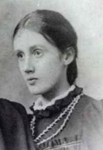 Virginia Woolf con 14 años, cuando todavía se apellidaba Stephen