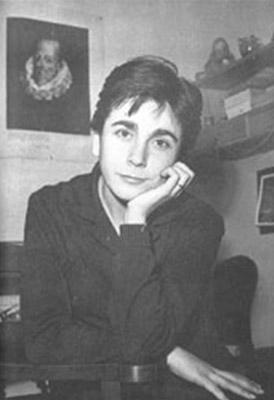 Carmen Martín Gaite adolescente