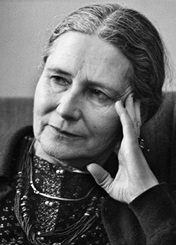 Doris Lessing fotografía