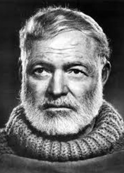 Ernest Hemingway, fotografía