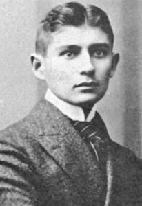 Franz Kafka adolescente