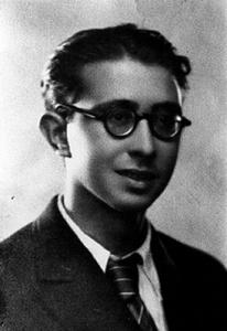 Gonzalo Torrente Ballester adolescente