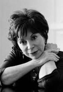 La escritora chilena Isabel Allende