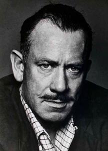Fotografía de John Steinbeck