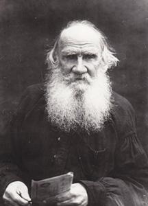 Fotografía de León Tolstói