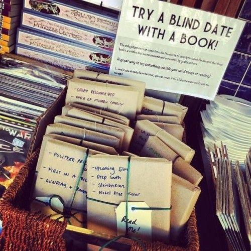 Libros sorpresa en librerías