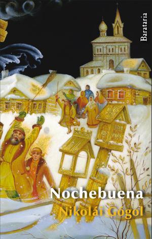 Portada de Nochebuena, de Nikolai Gogol