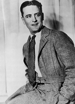 F. Scott Fitzgerald, fotografía