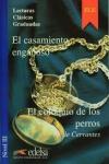 El casamiento engañoso, divertida novela de Miguel de Cervantes